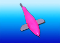 Play Action Products Hawk Teaser - Pink