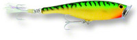 Rapala SW Skitter Pop - Green Mackerel