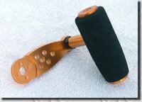 Reel Colors Power Handle: PENN INT'L 80 OLD STYLE {CHROME ARM}