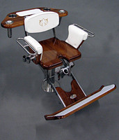 Release Marine Tuna Chair Teak Seat&Back