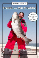 Rudows Guide to Fishing the Mid Atlantic - Book