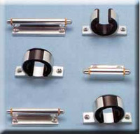 Rupp Marine Lock Ring Hanger Set - 2-7/8inch