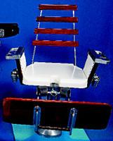 Scopinich Lightweight Fighting Chair W/ STAINLESS UPGRADE PACKAGE