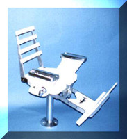 Scopinich Pro-Fighter Fighting Chair NO FOOTREST