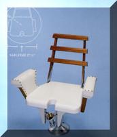 Scopinich Sailfish Fighting Chair SIDE GIMBALS OPTION