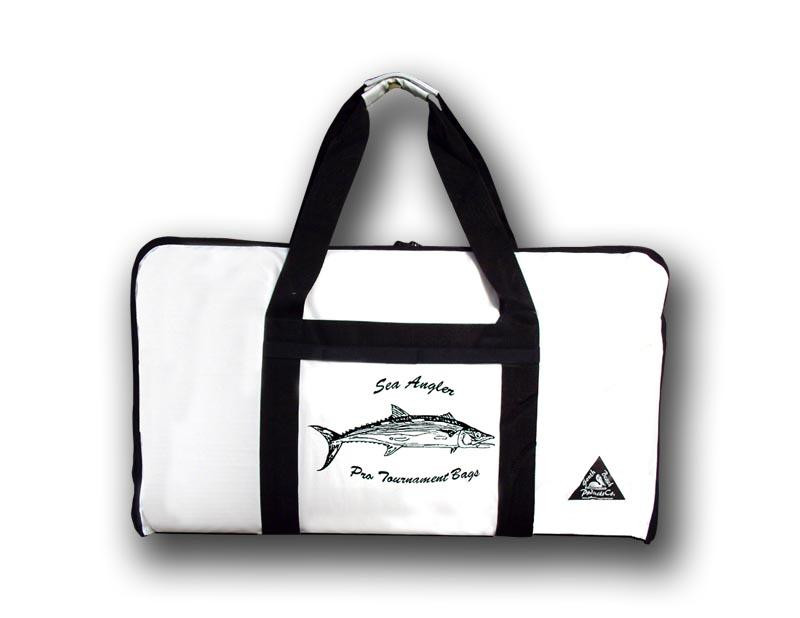 Sea angler inshore soft cooler fish bag for Fish in a bag
