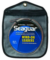 Seaguar Wind-On Fluorocarbon 25 ft Leader Test:100