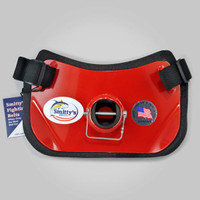 Smittys Day Belt Large Red
