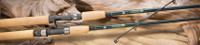 St Croix Tidemaster Three Piece Travel Spinning Rod TIS76MHF3