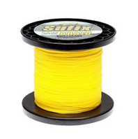 Sufix Performance Braid 50# 3500 Yd Yellow