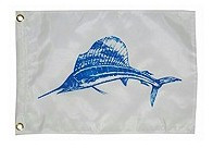 Taylor Made Sailfish Flag