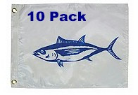 Taylor Made Tuna Flag Ten Pack