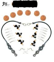 Tigress Rigging Kit Triple Mono