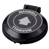 Maxwell P19006 Covered Footswitch  (Black)