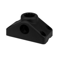 Scotty 241 Combination Side or Deck Mount - Black