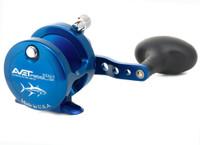 Avet SXJ Two Speed Blue
