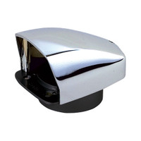 "Perko Cowl Ventilator - 3"" Chrome Plated Zinc Alloy"