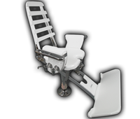 Release Marine Fighting Chair - Slat Back Tuna