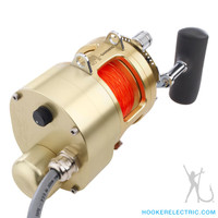 Hooker Electric Kite Reel