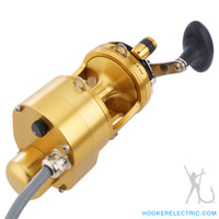 Hooker Electric Kite Reel Includes Penn® Intl® 16VSX Installed