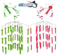 Alltackle Dredge & Teaser Kit - Pink & Green