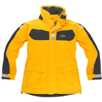 IN12 Coast Jacket (Yellow/Graphite)