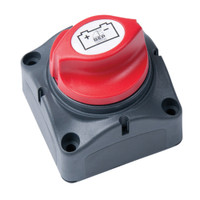 BEP Mini Contour Battery Disconnect Switch - 275A Continuous