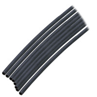 "Ancor Adhesive Lined Heat Shrink Tubing (ALT) - 1\/8"" x 12"" - 10-Pack - Black"