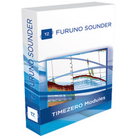 Nobeltec TZ Furuno Sounder Module - Digital Download