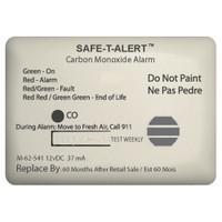 Safe-T-Alert 62 Series Carbon Monoxide Alarm w\/Relay - 12V - 62-541-Marine-RLY-NC - Surface Mount - White