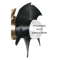 Quick Replacement Propeller f\/BTQ-110-25 Bow Thruster