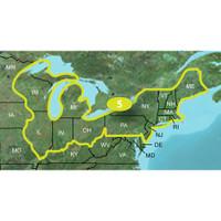 Garmin TOPO US 24K Northeast - microSD\/SD