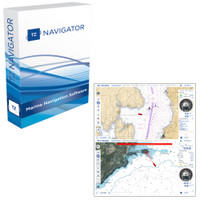 Nobeltec TZ Navigator Software - Digital Download