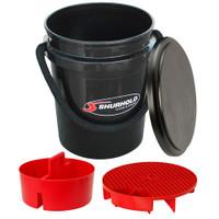 Shurhold One Bucket Kit - 5 Gallon - Black