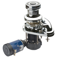 """Maxwell VWC2500 Vertical Windlass & Chain Pipe 12V - 5\/16"""" High-Test or BBB Chain Only"""
