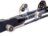 Black Bart Bluewater Pro Standup 50# Standup Stroker Rod Terminator Butt BR50ST