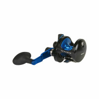 Okuma Metaloid Lever Drag 2-Speed Blue M-12IIB