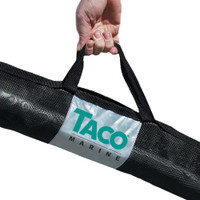 "TACO Outrigger Black Mesh Carry Bag - 72"" x 12"""