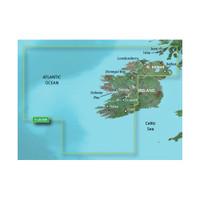 Garmin BlueChart g2 - HEU005R - Ireland, West Coast - microSD\/SD