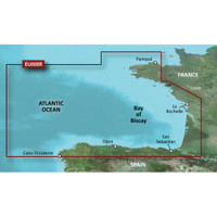 Garmin BlueChart g2 - HXEU008R - Bay of Biscay - microSD\/SD
