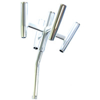 Tigress Five Banger Aluminum Rod Holder - Bent Butt
