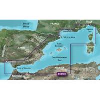 Garmin BlueChart g2 - HXEU010R - Spain Mediterranean Coast - microSD\/SD