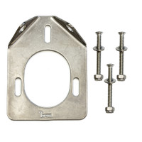 Tigress Medium Rod Holder Backing Plate