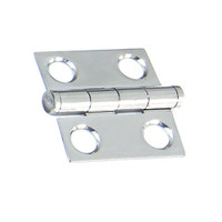 "Tigress Heavy-Duty Bearing Style Hinge - 1-1\/2"" x 1-1\/2"""