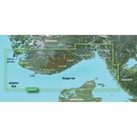 Garmin BlueChart g2 - HXEU041R - Oslo - Skagerak - Haugesund - microSD\/SD