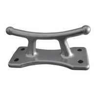 Dock Edge Classic Cleat - Aluminum Polished - 6-1\/2""