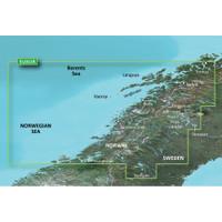 Garmin BlueChart g2 - HXEU053R - Trondheim - Tromso - microSD\/SD