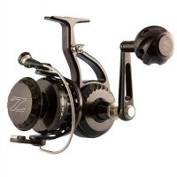 Zeebaas Spinning Reel Black ZX2-22-B