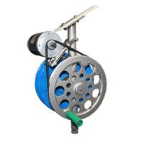 Waterman Industries Bandit Reel Electric 12V w/ Aluminum Spool