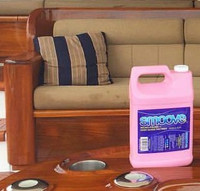 Smoove Bubble Gum Cleaner Wax - Gallon
